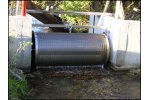 Hydroscreen - Rotary Fish Barrier Screens