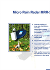 Model MRR-2 - Micro Rain Radar Brochure