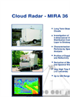 Model XR - Doppler Lidar System Brochure