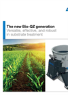 ANDRITZ MeWa - Model Bio-QZ - Cross-Flow Shredder - Brochure