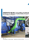 ANDRITZ MeWa - Recycling Plants for Automotive Parts - Brochure