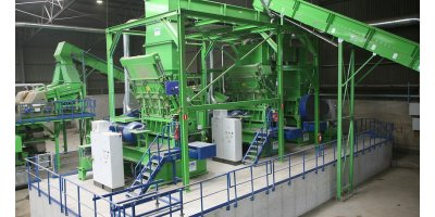 ANDRITZ MeWa - Refuse Derived Fuels (RDF) Production Plants