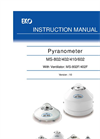 EKO - Model MS-402 - Pyranometer - Manual