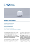 MS-80A Pyranometer with 4-20mA Output - Technical Specifications