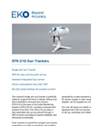 STR-21G Compact Single Arm Sun Tracker - Technical Specifications