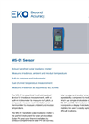 MS-01 Handheld Sensor - Technical Specifications
