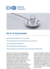 ML-01 Si-Pyranometer - Technical Specifications