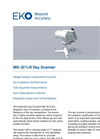 MS-321LR Automatic Sky Scanner - Technical Specifications