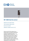 MF-180M Heat Flux Sensor - Technical Specifications