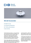 MS-402 Pyranometer - Technical Specifications