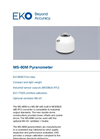 MS-60M Pyranometer - Technical Specifications