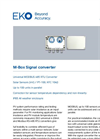 M-Box Signal Converter - Technical Specifications