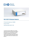 MI-510S PV Module Selector - Technical Specifications