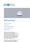MS-60 Pyranometer - Technical Specifications