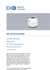 MS-40 Pyranometer - Technical Specifications