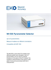 MI-530 Pyranometer Selector - Technical Specifications