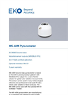 MS-40M Pyranometer - Technical Specifications