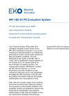 MP-160-S1 PV Evaluation System - Technical Specifications