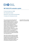MP-160-S2 PV Evaluation System - Technical Specifications