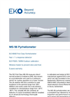 MS-56 Pyrheliometer - Technical Specifications