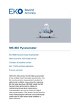 MS-602 Pyranometer - Technical Specifications