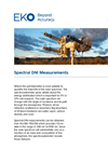 Instruments and analyzers for spectral DNI measurements - Brochure