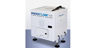WINDCUBE - Model v2 + FCR - Vertical Wind Doppler LIDAR