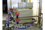 Model VX-PAZA - Belt Thickeners