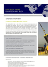 DeepSea - Model MK-I MAWS - Directional Wave Buoy  Brochure