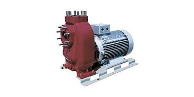 Model Type SMS - Self Priming Sewage Pumps