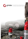 Grindex - (9.7 kW - 3) - Master SH Electrical Submersible Drainage Pump Brochure