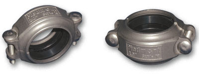 Model Style K - Low-Pressure Grooved-End Flexible Pipe Couplings