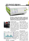ECO PHYSICS - Model CLD 811 - Nitrogen Oxide Analyzer - Brochure