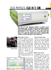 ECO PHYSICS - Model CLD 811 CM - Ammonia Analyzer - Brochure