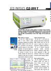 ECO PHYSICS CLD 899 Y Nitrogen Oxide Analyzer - Brochure