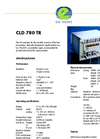 ECO PHYSICS CLD 780 TR NO Analyzer - Brochure