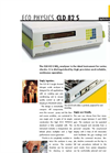 ECO PHYSICS CLD 82 S Single Channel Nitrogen Oxide Analyzer - Brochure
