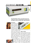 ECO PHYSICS CLD 82 Mh Nitrogen Oxide Analyzer - Brochure
