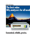 ECO PHYSICS CLD 60 Series Nitrogen Oxide Analyzers - Brochure