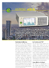 Eco Physics nCLD AL Ambient Level Gas Analyzer - Brochure
