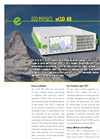 Eco Physics nCLD 88 Modular Gas Analyzer - Brochure