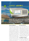 ECO PHYSICS nCLD 899 Y SupremeLine Gas Analyzer - Brochure