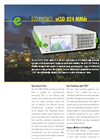 ECO PHYSICS nCLD 824 MMdr Modular Gas Analyzer - Brochure