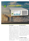 ECO PHYSICS nCLD 63 Gas Analyzer - Brochure