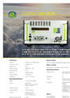 ECO PHYSICS CLD 780 TR Tropospheric Research Gas Analyzer - Brochure
