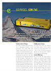 ECO PHYSICS CON 765 NOy Gold Converter - Brochure
