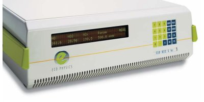 ECO PHYSICS - Model CLD 822 M h - Nitrogen Oxide Analyzer