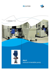 Vertical Pumps DPVCI Series- Brochure