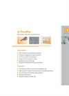 i3 FlexiPor Alumina Oxide Membranes - Datasheet
