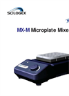 MX-M Microplate Mixer - Brochure
